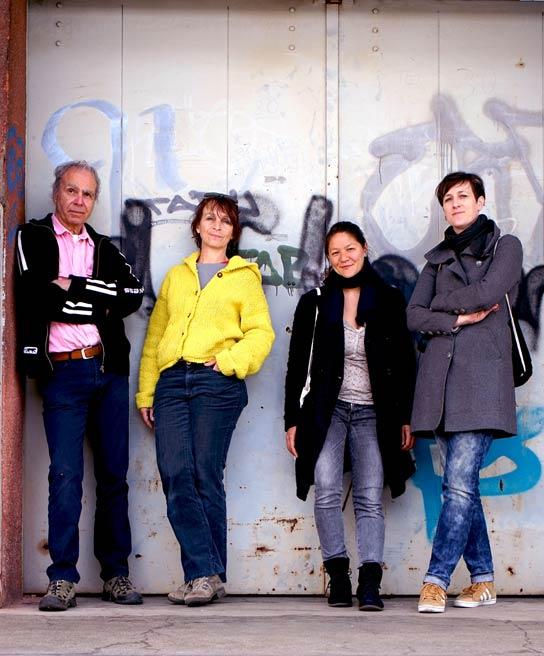 Das Team der Sommerakademie Bremen