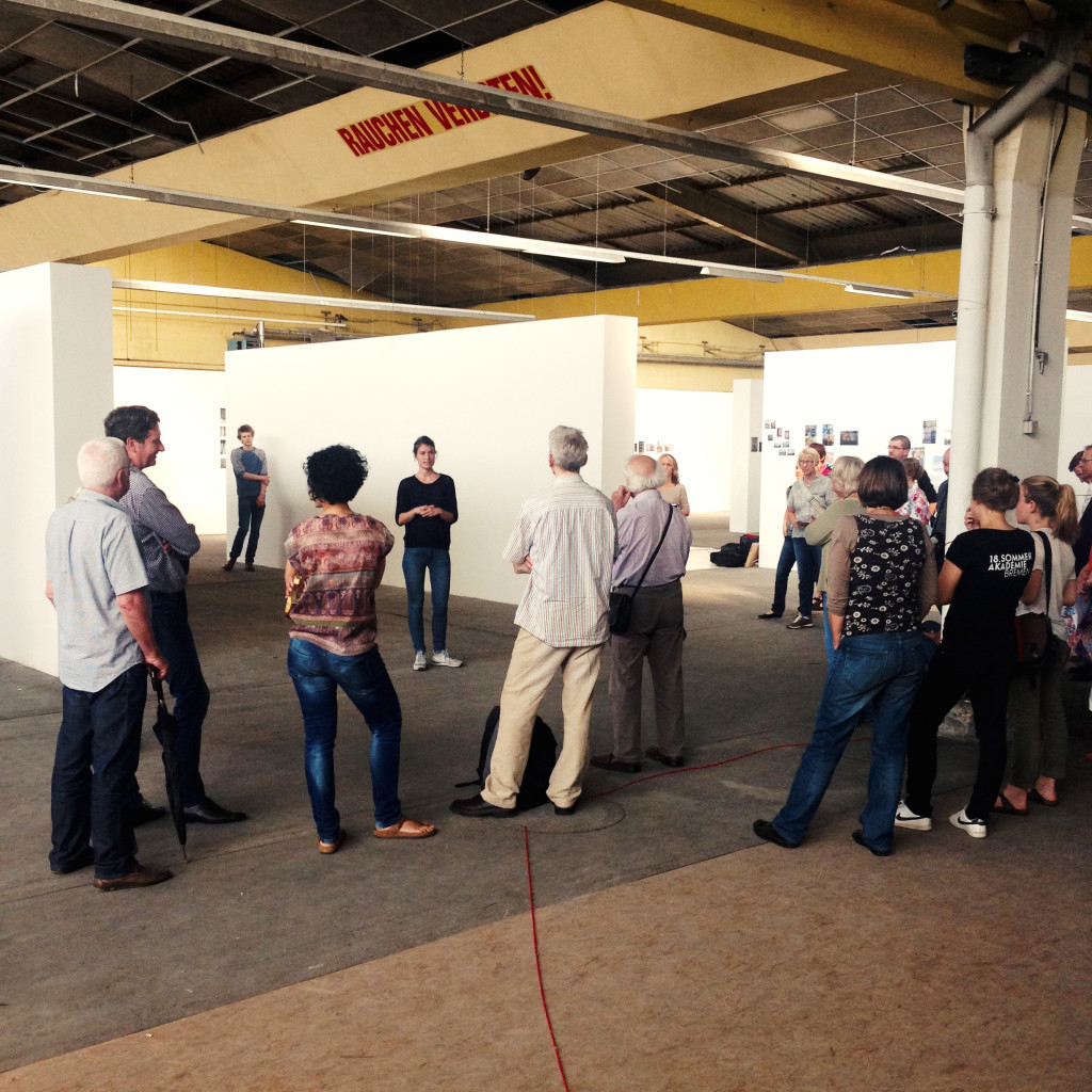Workshoppräsentation Das hat die Welt noch nicht gesehen - Fotografie / Annika Nagel