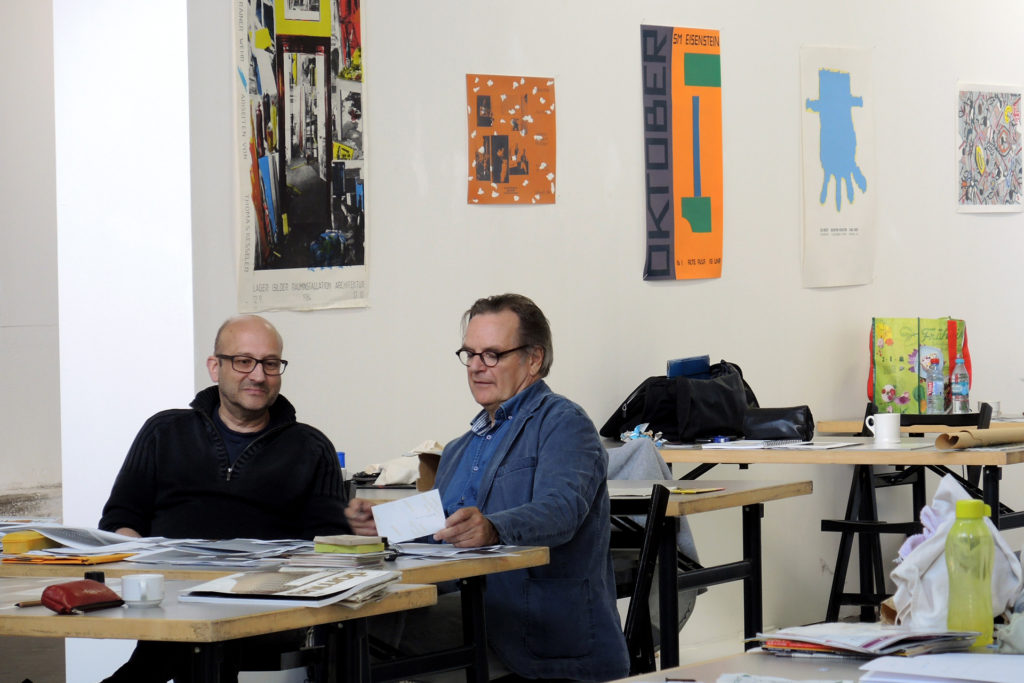 WIE GEHT'S WIE STEHT'S - Praxisworkshop künstlerische Strategien 19. Sommerakademie Bremen 2016
