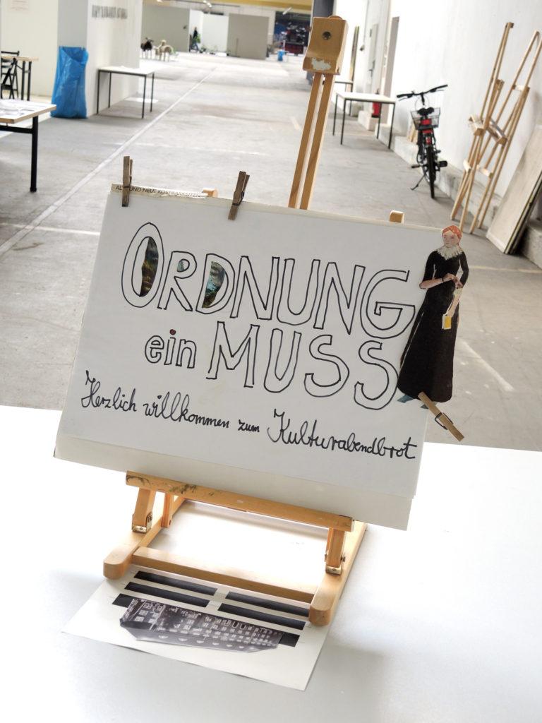"""""""Ordnung – ein Muß?"""" Seminar mit praktischen Übungen, Lehrfilm und Ausklang 19. Sommerakademie Bremen 2016"""